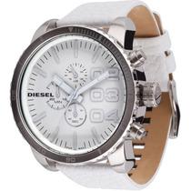 Relógio Diesel Dz4240 Legítimo! Branco. Raridade!!! Italiano