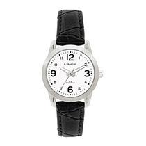 Relógio Lince Feminino / Pulseira De Couro