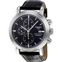 Relogio Tissot Carson Automatico T0684271605100 Cronografo