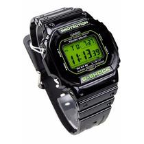 Relógio Casio G Shock G 5600b-1 Touch Solar - Novo -original