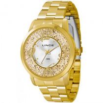 Relógio Lince Lrgl002l S2kx Feminino Dourado - Refinado
