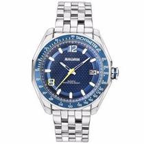 Relógio Masculino Analógico Magnum Ma32176f - Prata