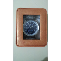 Relógio Masculino Luxo Quiksilver Aço Inox