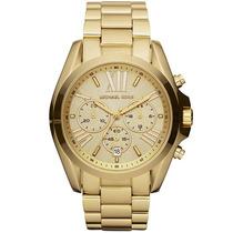 Relógio Michael Kors Mk5605 Original / 12x Sem Juros + Sedex