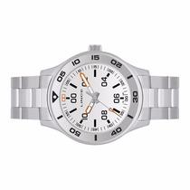Relógio Lince Masculino (orient) Aço Mrm4041s Prova Dágua --
