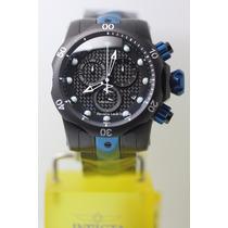 Invicta Reserve Venom 15461 Preto Com Azul Lançamento 2015