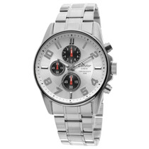 Relógio Masculino Prata - Ky20429/3b Condor