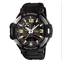 Relogio Casio G-shock Ga-1000-1b Gw-a1000 Ga1000 Aviator Ga