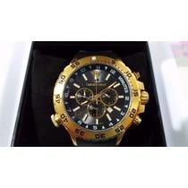Relógio Masculino Emporio Armani 0690 Dourado