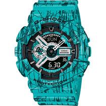 Oferta Relógio Casio G-shock Ga-110sl Original Lançamento