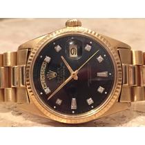 Rolex Day Date Presidente 36 Mm Impecável -aceito Trocas