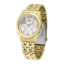 Relógio Feminino Condor Fashion Analógico Kx86208/4b Dourado