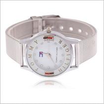 Relógio Masculino E Feminino Tommy Hilfiger