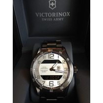 Relógio Victorinox 12x S/juros Chrono Classico Xls Mt 241301