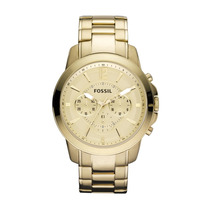 Relógio Feminino Dourado - Ffs4724/z Fossil