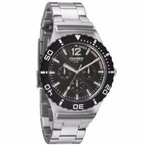 Relógio Masculino Analógico Mondaine Multifunção 94349g0mgny