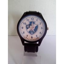 Lindo Relógio Masculino De Time Vasco Da Gama Pronta Entrega