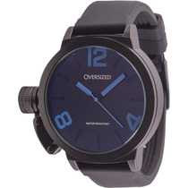 Relógio Masculino Esportivo Oversized Alpha 49mm Dark+blue