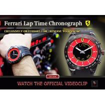 Relogio Ferrari Lap Time Tissot Omega Tag Bulova Bmw