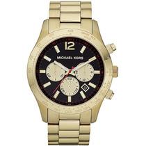 Relógio De Luxo Michael Kors Mk8246 Chronograph Analógico!!!