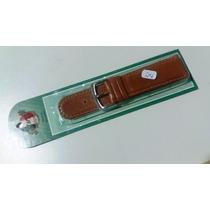 Pulseira De Couro Caramelo - Relógios - Technos Tissot Seiko