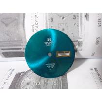 Mostrador Relógio Tissot Pr 516 Gl Antigo Coleção