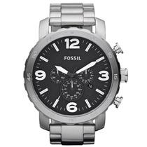 Relógio Masculino Analógico Fossil Fjr1353z - Prata