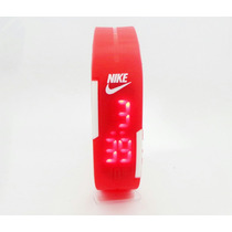 Relógio Nike Led Watch Vermelho