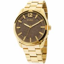 Relógio Euro Feminino Ref: Eu2036lyb/4c