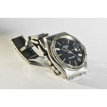 Relógio Rolex Oyster Perpetual Blue Arabic Baby