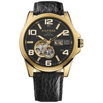 Relógio Luxo Tommy Hilfiger Th1790908 Mecânico Automático!!!