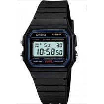 Relogio Casio F-91w-1cr