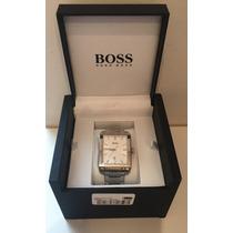 Relógio Hugo Boss Pulseira De Prata