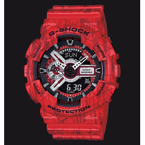 Relógio Cassio G-shock Ga-110sl-4adr
