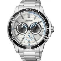 Relógio Citizen Eco Drive Bu2040-56a - Tz30857q Original