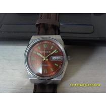Promoção. Lindo Relógio Antigo Citizen Automático