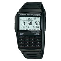 Relógio Casio Data Bank Calculadora Original Dbc-32-1adf