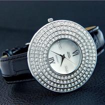 Lindíssimo Relógio Feminino Network Classico E Elegante