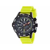 Relógio Timex Intelligent Quartz T2n958pl/ti Original
