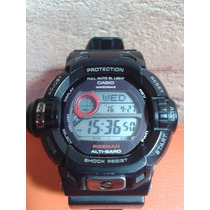 Relógio Casio G-shock Riseman G 9200 Original