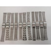 Pulseiras De Metal Para Relógio No Atacado Números ,18,20