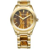 Relógio Technos 2033ad/4m 2033ad 4m Dourado Ouro Feminino