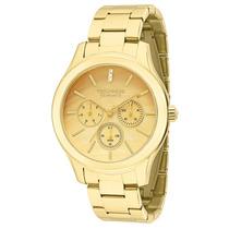 Relógio Technos Feminino Elegance St.moritz 6p29ahg/4x.