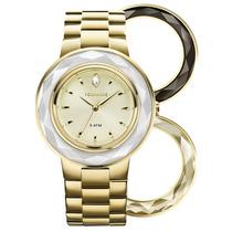 Relógio Technos Feminino Elegance Crystal 2036lmr/4x.