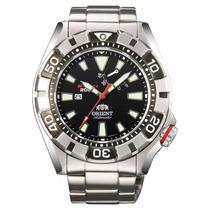 Relógio Orient M-force Scuba Elo3001b Safira - Garantia E Nf