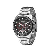 Relógio Maculino Technos Sports Os20ig/1p 45mm Prata