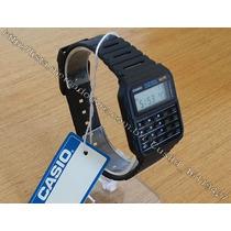 Relógio Casio Ca-53w-1z Calculadora Alarme Cronômetro Ca-53