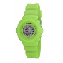 Relógio Speedo Feminino Digital Sport Lifestyle 81046l0ebnp7