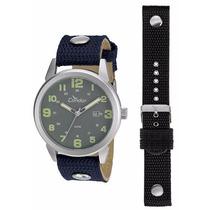 Relógio Condor Troca Pulseira Co2115um/3c