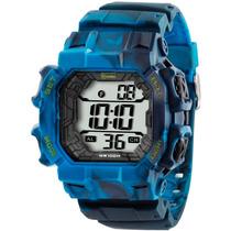 Relógio X Games Xgppd078 45mm - Garantia 1 Ano